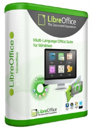 LibreOffice 4.4.0.0 Portable Multi/Rus