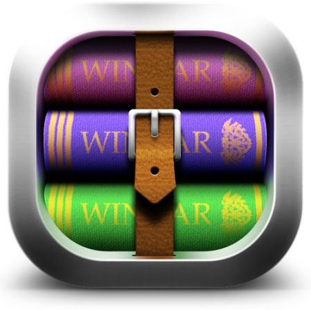 WinRAR 5.21 Beta 2 RePack/Portable by Diakov