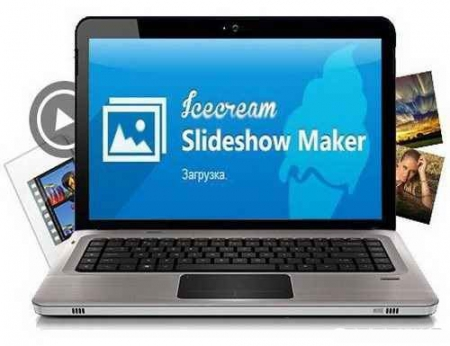 Icecream Slideshow Maker 1.11 ML/Rus