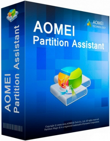 AOMEI Partition Assistant Technician Edition 5.8.0