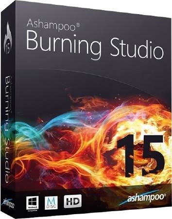 Ashampoo Burning Studio 15.0.4.4 Final RePack/Portable by Diakov