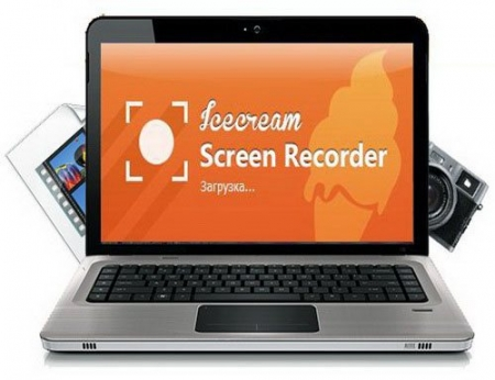 IceCream Screen Recorder 1.38 2015/ML/RUS