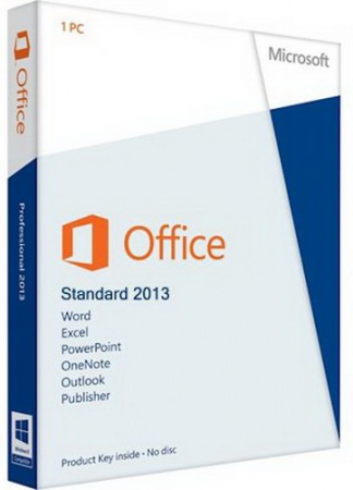 Microsoft Office 2013 Standard 15.0.4753.1001 SP1 RePack by D!akov