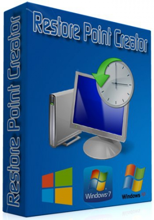 Restore Point Creator 3.3 Build 8 + Portable