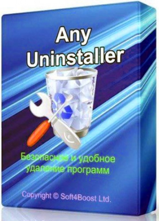 Soft4Boost Any Uninstaller 6.6.3.447 ML/RUS