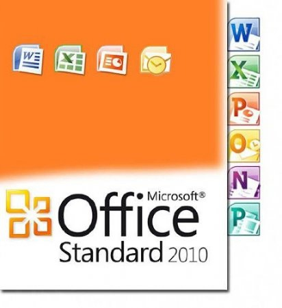 Microsoft Office 2010 Standard 14.0.7164.5000 SP2 RePack by D!akov