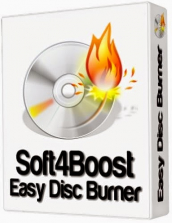 Soft4Boost Easy Disc Burner 4.4.1.291 ML/RUS/2015