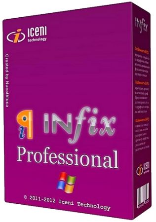 Iceni Technology Infix PDF Editor Pro 6.46 Portable ML/Rus