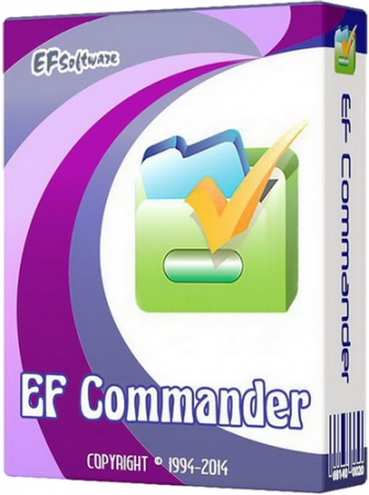 EF Commander 11.11 + Portable (RUS/ML)