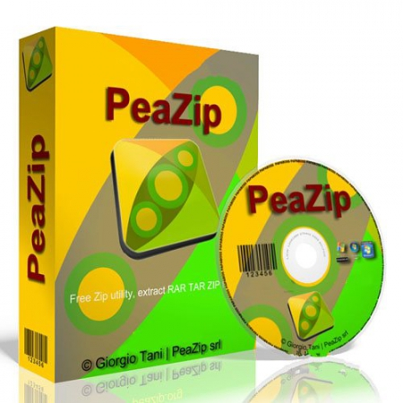 PeaZip 6.0.1 Final (x86/x64) + Portable