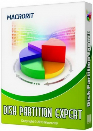 Macrorit Disk Partition Expert 3.9.8 Professional/Unlimited Edition Portable