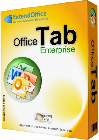 Office Tab Enterprise 11.0.0.228 RePack by Diakov