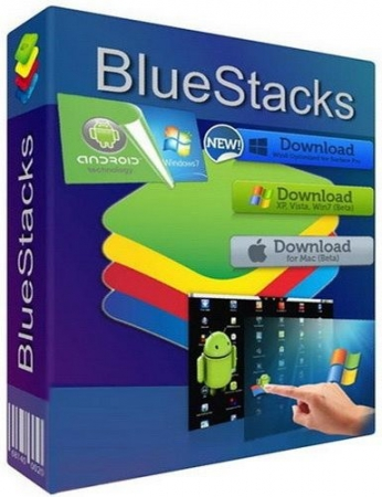 BlueStacks 2.5.61.6289