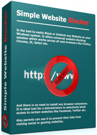 Simple Website Blocker 4.0 + Portable