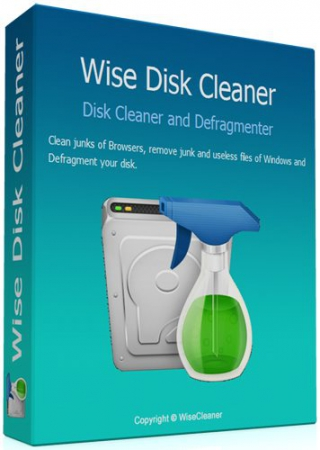 Wise Disk Cleaner 9.41.655 Final + Portable