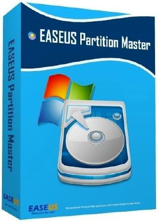 EASEUS Partition Master 11.10 Server / Professional / Unlimited Edition