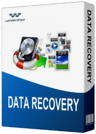 Wondershare Data Recovery 5.0.8.5 RePack by Diakov