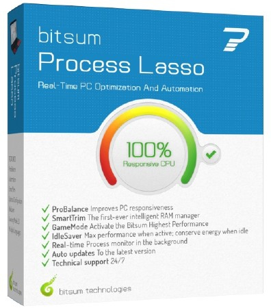 Process Lasso Pro 8.9.8.98 Final + Portable