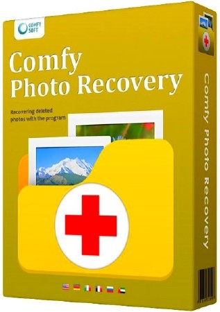 Comfy Photo Recovery 4.5 + Portable