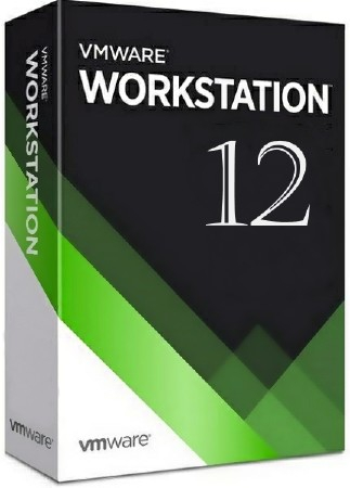 VMware Workstation Pro 12.5.4 Build 5192485