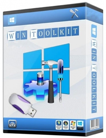 Win ToolKit 1.5.4.10 / 2.0.6276.30646 Portable + DISM