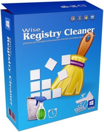 Wise Registry Cleaner 9.42.613 Final + Portable