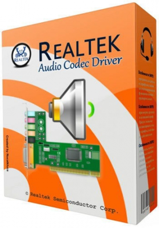 Realtek High Definition Audio Drivers 6.0.1.8098 WHQL
