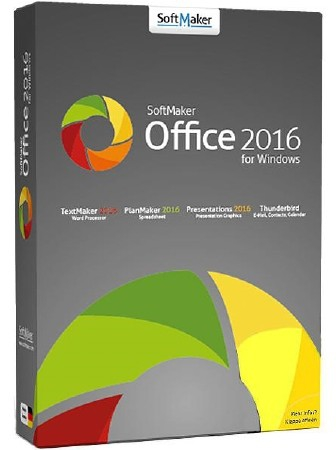 SoftMaker Office Professional 2016 rev 766.0331