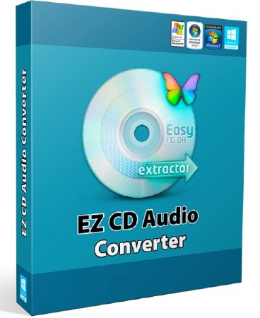 EZ CD Audio Converter Ultimate 6.0.0.1 DC 12.04.2017