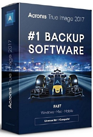 Acronis True Image 2017 20.0 Build 8053 Final