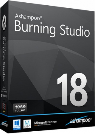 Ashampoo Burning Studio 18.0.4.15 RePack by D!akov