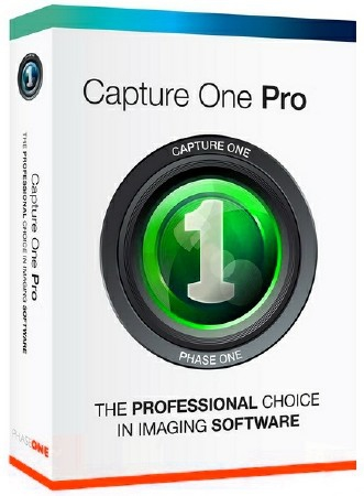 Phase One Capture One Pro 10.1.0.161 (x64)