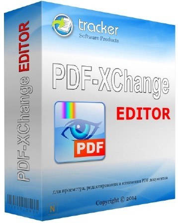 PDF-XChange Editor Plus 6.0 Build 322.3 + Portable