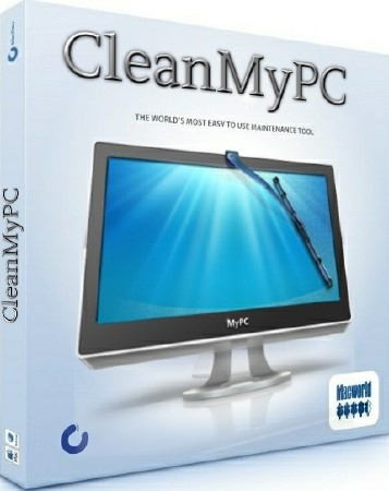 CleanMyPC 1.8.5.843 RePack by D!akov