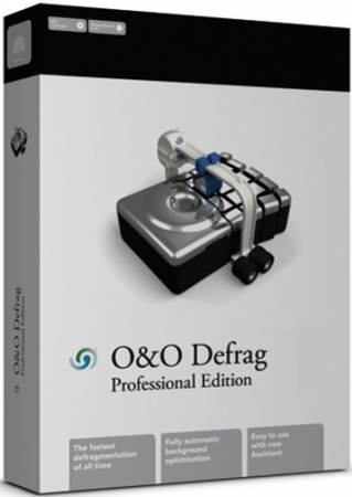 O&O Defrag Professional + Server 20.5 build 603 RePack by D!akov