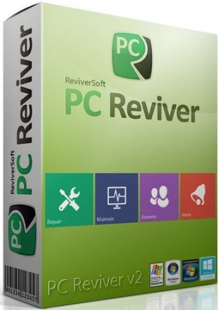 ReviverSoft PC Reviver 2.16.2.6 RePack by D!akov