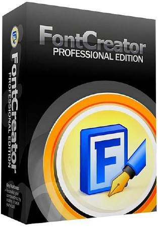 High-Logic FontCreator Professional Edition 11.0.0.2388