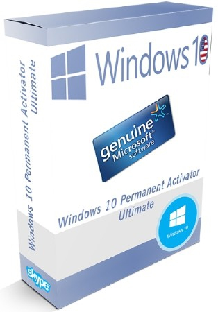 Windows 10 Permanent Activator Ultimate 2.1