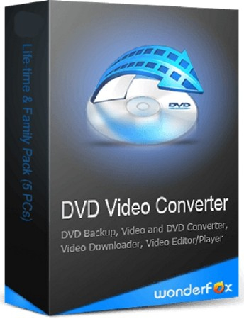 WonderFox DVD Video Converter 13.3