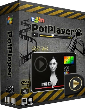 Daum PotPlayer 1.7.2710 Stable DC 30.06.2017