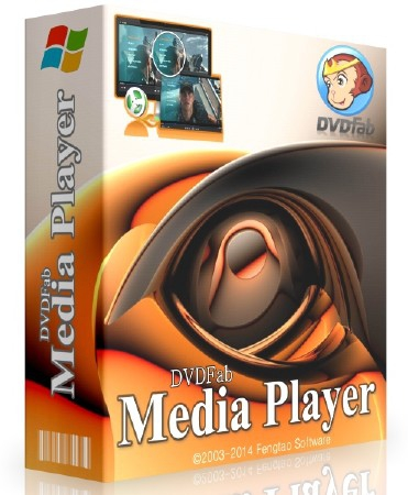DVDFab Media Player Pro 3.1.0.2