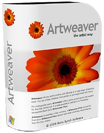 Artweaver Plus 6.0.4.14435 DC 03.07.2017 + Rus