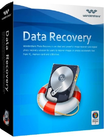 Wondershare Data Recovery 6.1.0.4 + Rus