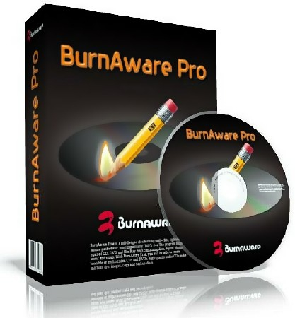 BurnAware Professional 10.4 Final