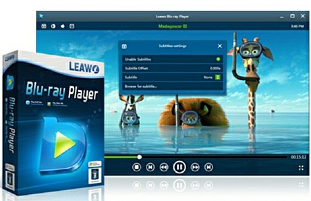 Leawo Blu-ray Player 1.9.5.0 Final