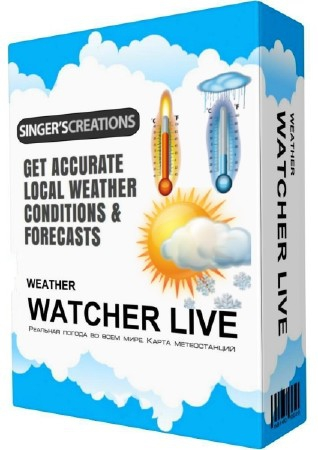 Weather Watcher Live 7.2.98
