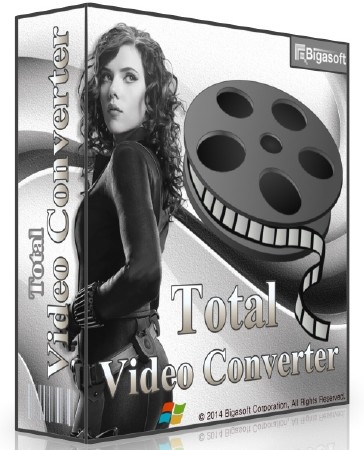 Bigasoft Total Video Converter 6.0.4.6443