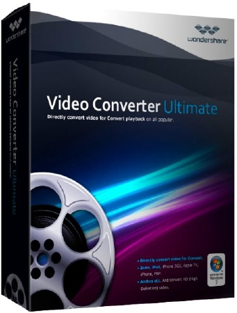 Wondershare Video Converter Ultimate 10.0.9.115
