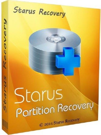 Starus Partition Recovery 2.7 Commercial / Office / Home + Portable