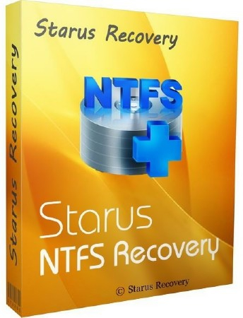 Starus NTFS Recovery 2.7 Commercial / Office / Home + Portable